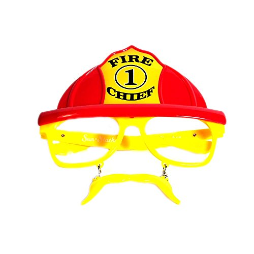 Firefighter Sunglasses - Sunglasses Firefighter