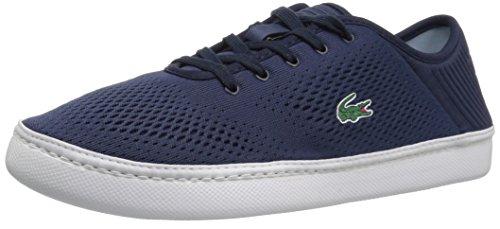 Lacoste Men's L.ydro Lace Sneakers,NVY/White Textile,10.5 M US by Lacoste