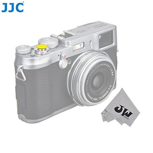 JJC Soft Shutter Release Button Cap for Fujifilm X100F X-Pro
