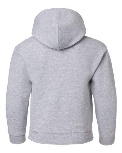 Sport Grey Youth Hoodie - 1