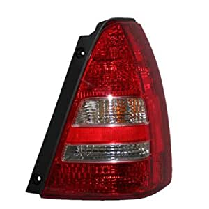 Subaru Forester Replacement Tail Light Assembly - Driver Side