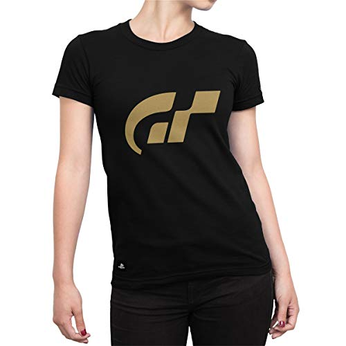 Camiseta Gran Turismo Feminina Isolated - Preto - Gg