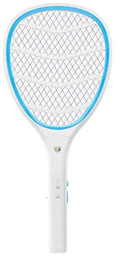 Renyke Electric Mosquito Bat Electric Insect Killer with Torch