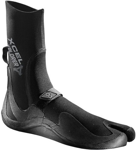split toe boots - 8