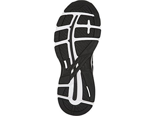 ASICS Women's GT-2000 6 Running Shoe, Black/White/Carbon, 5 M US by ASICS (Image #5)