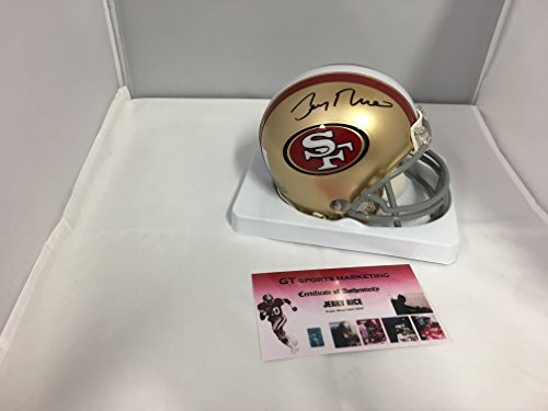 jerry rice signed - 4