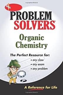 chemistry problem solver problem solvers solution guides a  organic chemistry problem solver problem solvers solution guides