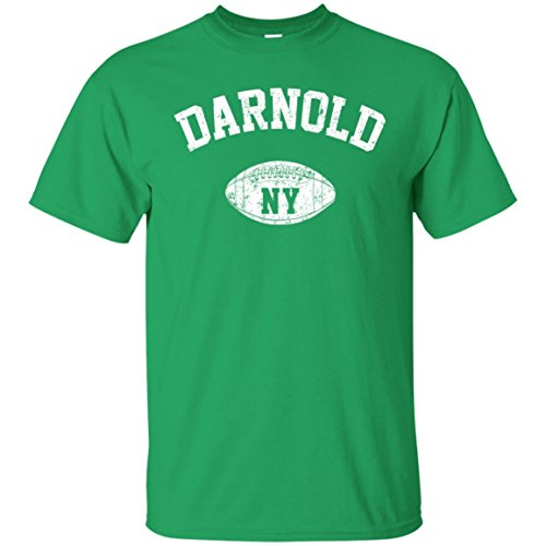 Sam Fleece (Radical Apparel Green New York Football Sam Darnold Shirt, Irish Green, S)
