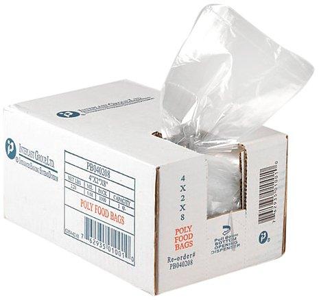 8 Mil Poly Bag - 8