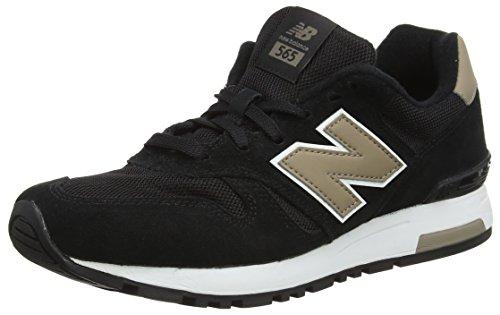 Noir Homme New M565 Black Gris Running Balance Classic xYq1CO