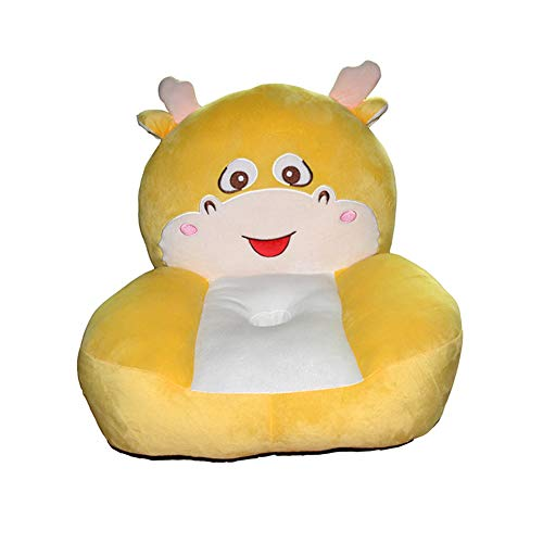 (Y&Y Bean Bag Chair,Rabbit Tiger Animal Child Sofa Chair Plush Stuffed Kid Sofa Toy Furniture for Children Ages 2 and up -E 2020in)
