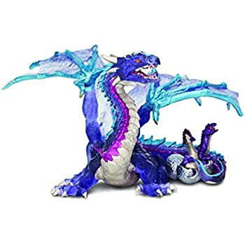 Amazon Com Safari Ltd Princess Dragon Toys Games