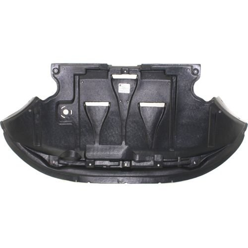Perfect Fit Group REPA310111 - A6 Engine Splash Shield, Engine Cover, Allroad Quattro, 6 Cyl
