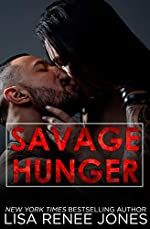 Savage Hunger (Savage Trilogy Book 1)