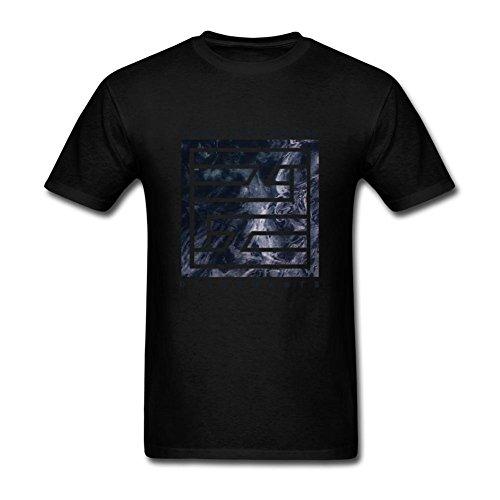 - DWHE5P CAROLINA REBELLION 2016 HANDS LIKE HOUSES Dissonants Men's T-Shirts