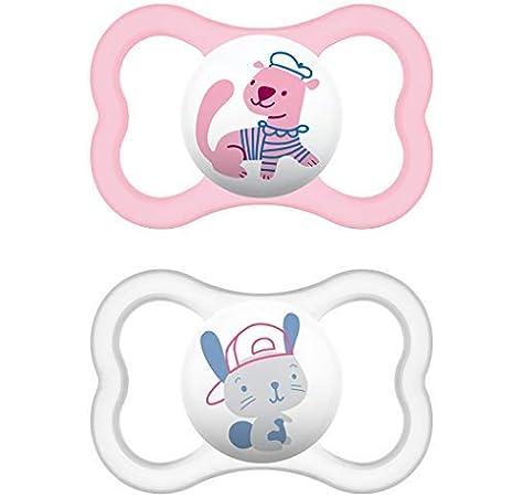 Mam Babyartikel 66111222 - Chupete, 6-16 meses (surtido): Amazon.es ...