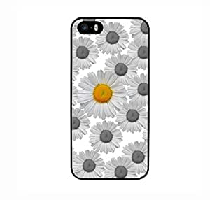 FUNDA CARCASA PARA Apple iPhone SE FLORES MARGARITAS MOD.2
