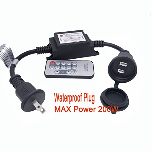 Sunye Max power 200W waterproof outdoor