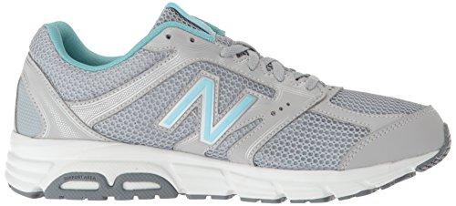 Running Silver W460v2 Donna Balance blue Scarpe New qwF6A4F