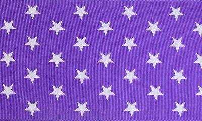 Felt Purple Star Wand (HipGirl Boutique 5yd 3 Inch Wide Grosgrain Ribbon. (5yd 3