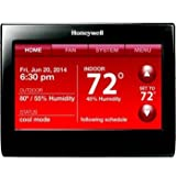 Honeywell TH9320WFV6007 Wi-Fi 9000 Color Touchscreen Thermostat with Voice Control