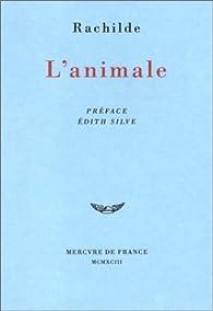 L'Animale par  Rachilde