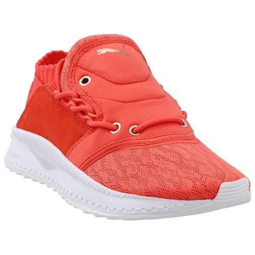 PUMA Women's Tsugi Shinsei Hot Coral/Hot Coral 8 B US