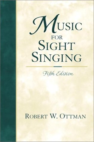 Music for Sight-Singing