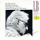 Stravinsky: Rite of Spring, Firebird Suite / Bernstein