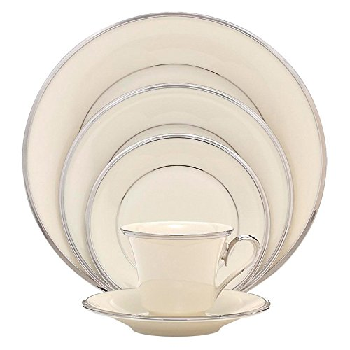 Place Solitaire Piece 5 Setting - OKSLO Solitaire 5-piece place setting boxed Model d3018