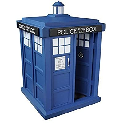 Funko 5286 POP TV: Doctor Who Tardis 6-Inches Action Figure: Funko Pop! Television:: Toys & Games