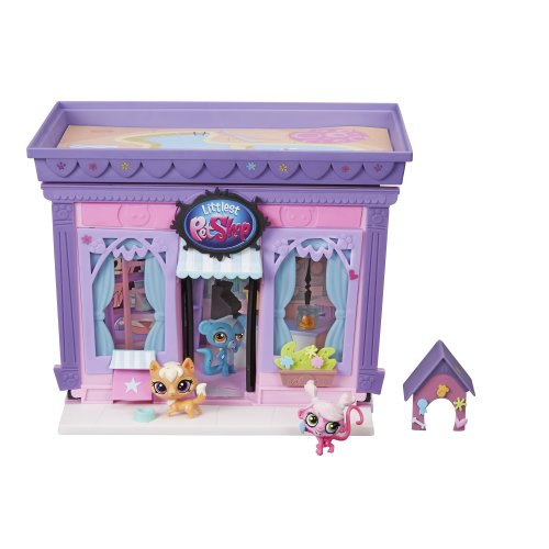 (Littlest Pet Shop Style Set (135)