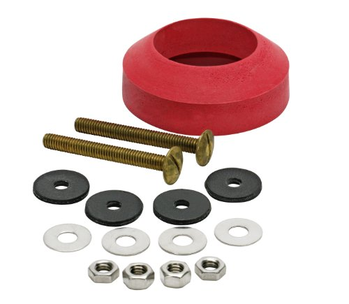 Fluidmaster Tank To Bowl Bolt & Gasket Kit 6102