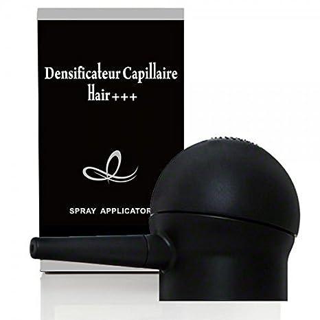 SPRAY Aplicador para vaporizar el polvo de pelo: solo para frascos Hair Plus K-