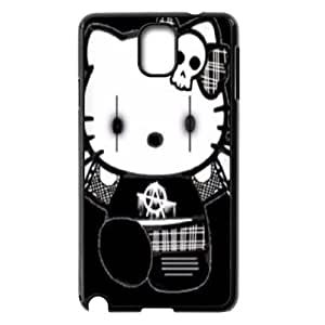 Cute Hello Kitty Phone Case for girl quotes For Samsung Galaxy Note 3 N7200 T1V22568