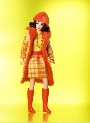 Barbie Collector Gold Label - Vintage Reproduction of the 1969 Made for Each Other #1881