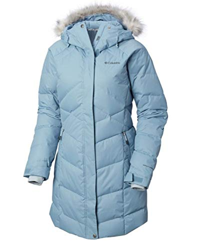 columbia lady d down jacket - 4