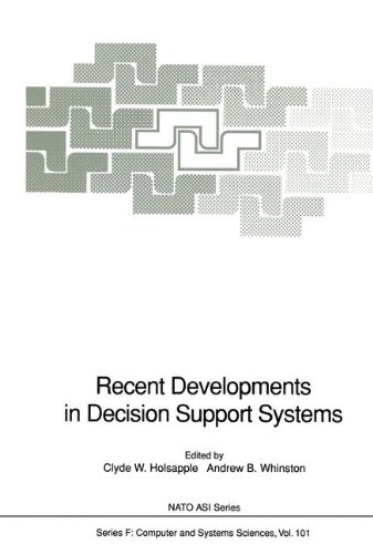 Recent Developments in Decision Support Systems (Nato ASI Subseries F:)