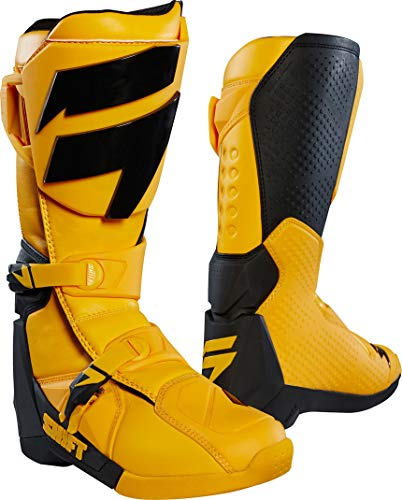 Shift White Label Boots-Yellow-8