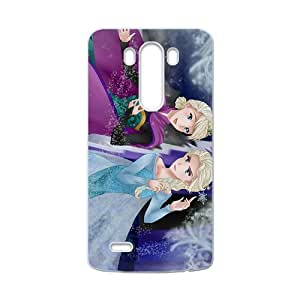 SANLSI Frozen Design Best Seller High Quality Phone Case For LG G3