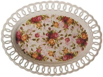 Oval Serving Plate Royal Albert Old Country Roses