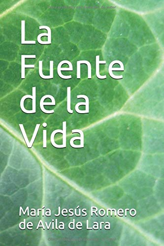 La Fuente de la Vida  [Romero de Avila de Lara, María Jesús] (Tapa Blanda)
