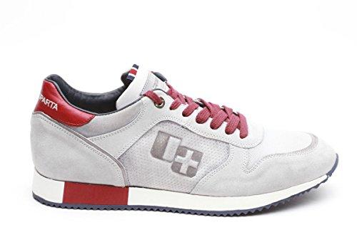 D'acquasparta sneakers uomo grigio