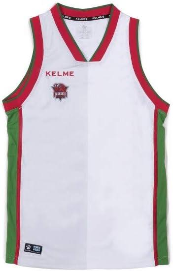 KELME - Camiseta 3ª 18/19 Baskonia: Amazon.es: Deportes y aire ...