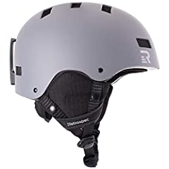 Our Retrospec Traverse H1 helmet is the perfect blend of versatility and protection. Our lightweight helmet includes certified ABS exterior and an EPS interior to keep you safe. 10 rectangular vents, 6 on top and 2 located in the front and ba...
