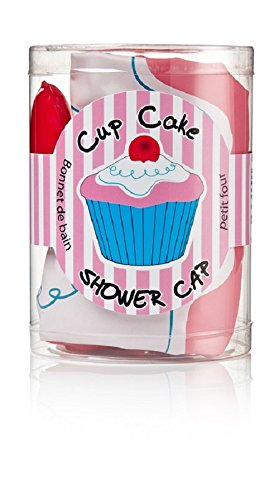 NPW Shower Cap Cupcake NP7655