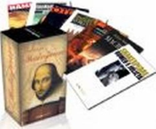 Caixa especial Shakespeare – 7 volumes