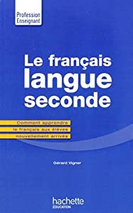 "Afficher ""français langue seconde (Le)"""