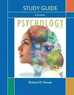 study guide for myers psychology myers d 9781429299640 amazon rh amazon com Myers Psychology Chapter 8 Review Learning Myers Psychology Book