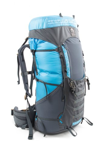 Granite Gear Leopard AC 58 Backpack - Slate Short by Granite Gear